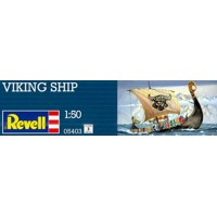 Viking Ship 1/50