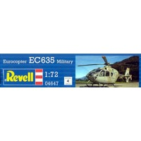 Eurocopter EC 635 Military 1/72