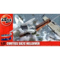 Curtiss SB2C Helldiver 1/72