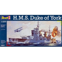 HMS Duke of York 1/1200