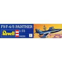 F9 F-4/5 Panther Blue Angels 1/72