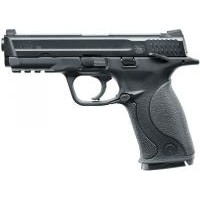 Pištoľ CO2 Smith & Wesson M&P40 TS čierna, kal. 4,5mm BB